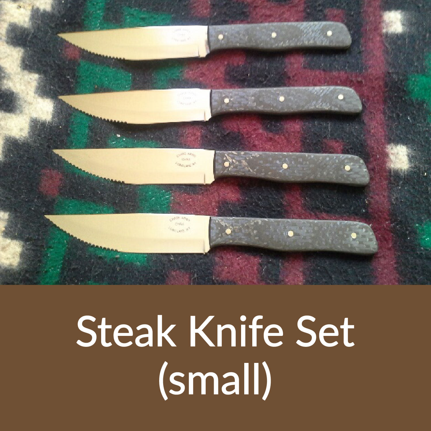 Small Steak Knife Set