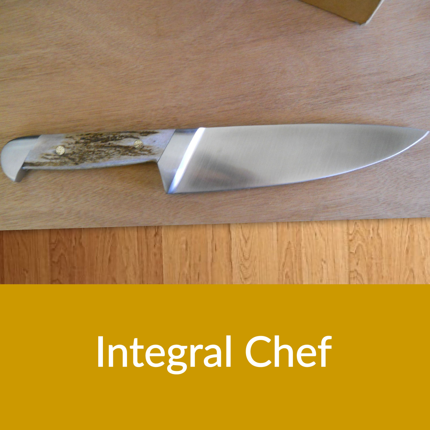 The Integral Chef