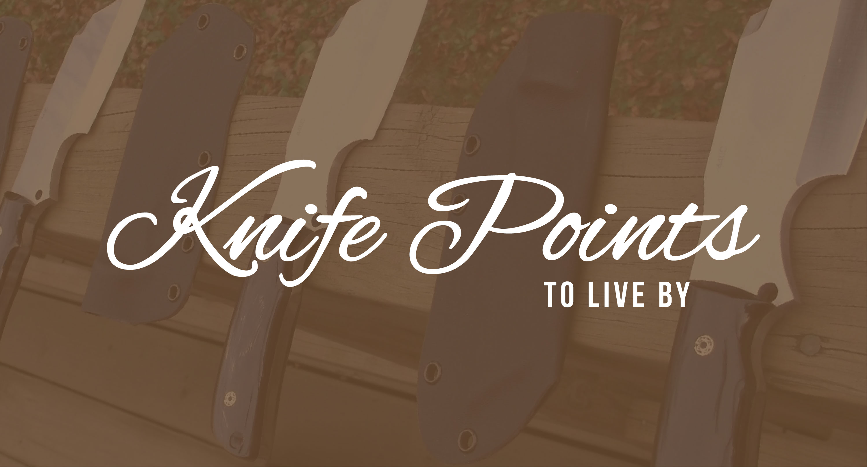 Knife Points