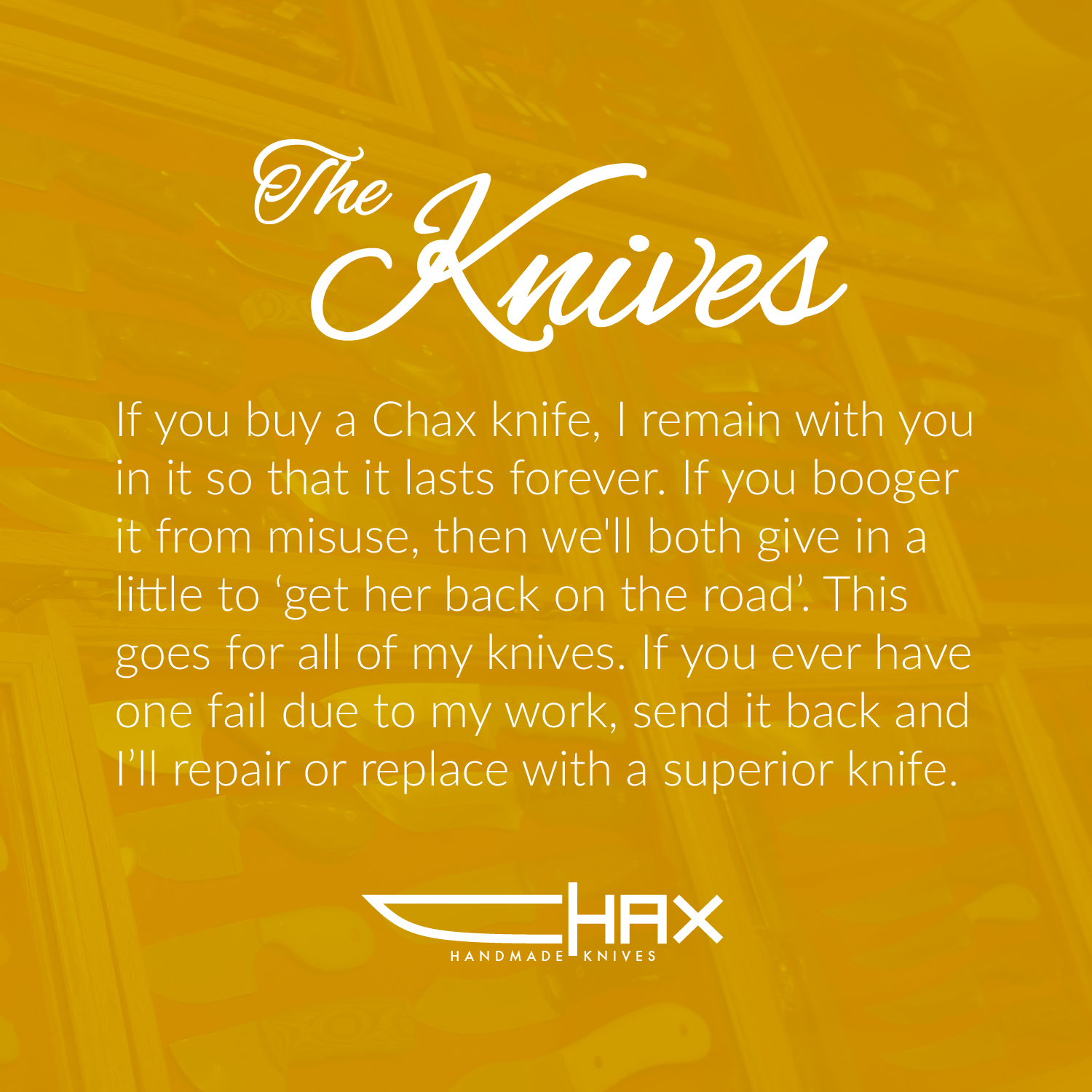 Knives Description